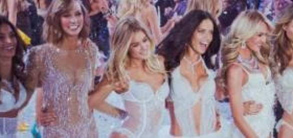 Ángeles de Victoria's Secret.