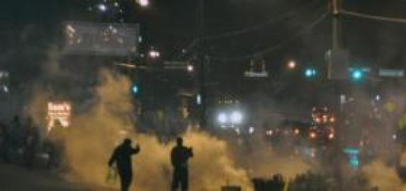 Los incidentes en Ferguson
