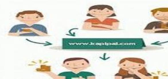 Modello a pagamento per Kapipal Inc.