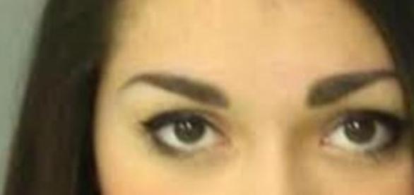 Alysa una de las delincuentes más sexys.Facebook