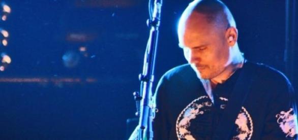 Billy Corgan, líder de los Smashing Pumpkins