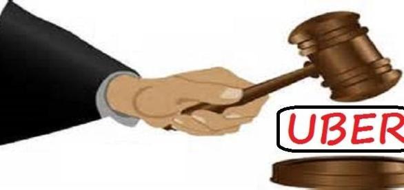El juez suspende cautelarmente actividad de Uber