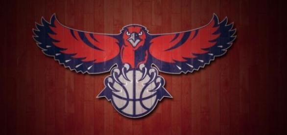 Logo de los Atlanta Hawks