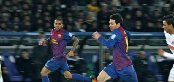 Messi a seguir la racha frente al PSG