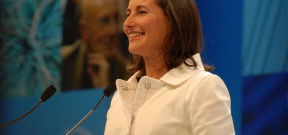 Ségolène Royal - France - CC BY