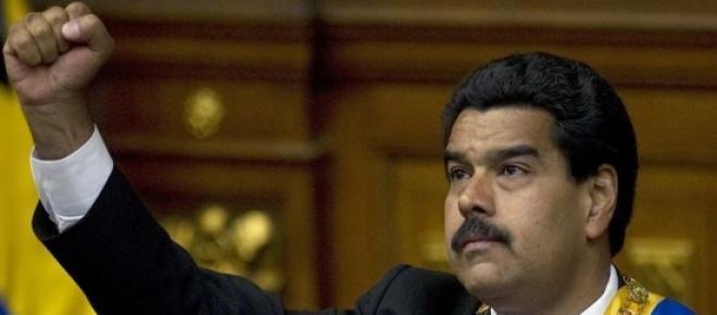 Nicolás Maduro Moros, presidente de Venezuela