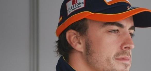 Alonso já foi campeão mundial por duas vezes