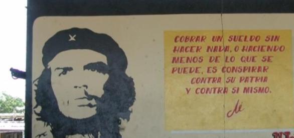 Che Guevara é um dos maiores símbolos do século XX