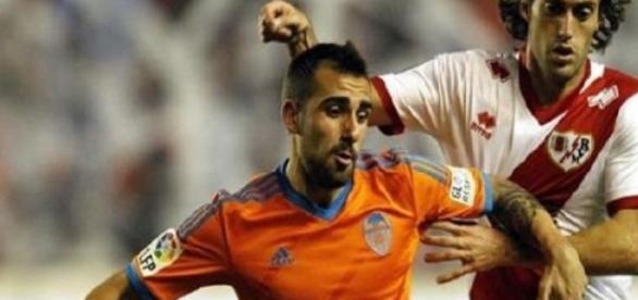 El Valencia plantea onces para enfrentarse al Rayo