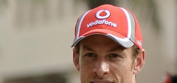 Jenson Button Formula one driver
