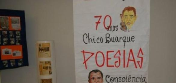 Sarau poético no espaço cultural em Salvador