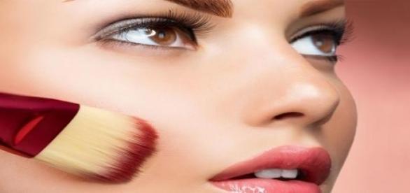 tipos de maquillaje y tipos de pieles