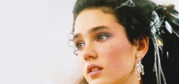 Jennifer Connelly en el filme Laberinto