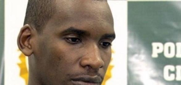 José Saílson das Graças, asesino confeso.