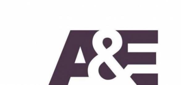 Logótipo do canal de televisão A&E