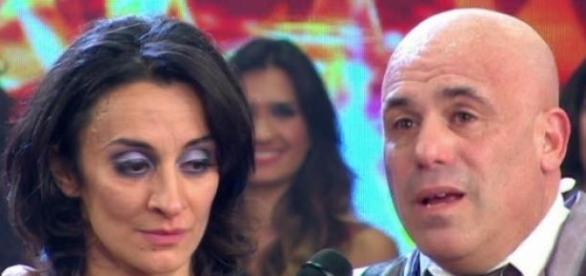 """Anita y el Bicho, finalistas de """"Bailando""""."""