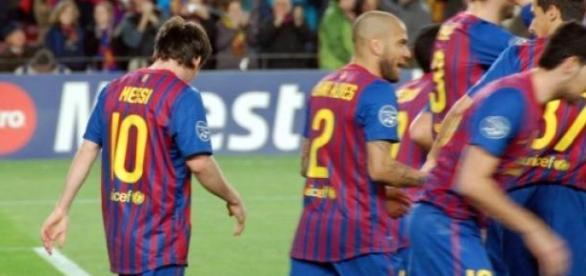 El Barcelona no pudo marcar y empató a cero goles