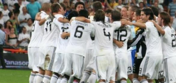 El R. Madrid está intratable en liga