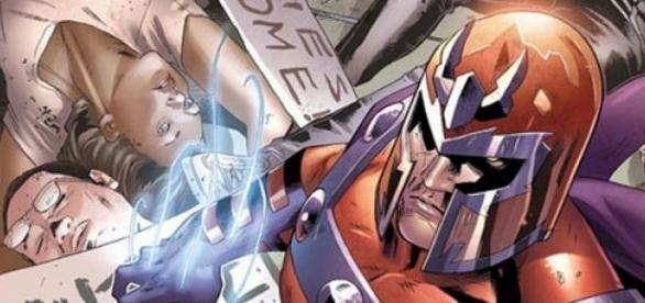 Magneto e seu desejo de conquistar o mundo