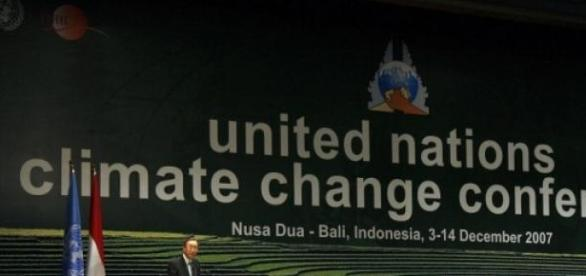 The UN Climate Change Conference