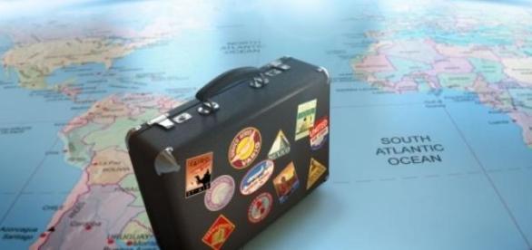 Verifique os padrões internacionais de bagagem
