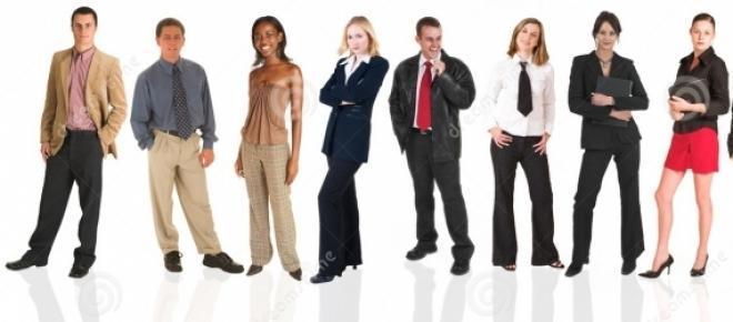 Foto ilustrativa de empresas mostra só um negro