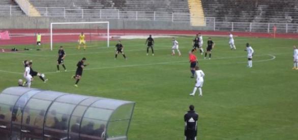 Académico venceu Farense por 1-0