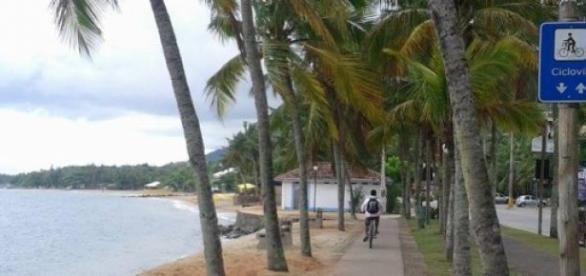 Ciclovia: na ilha, deixe o carro no hotel