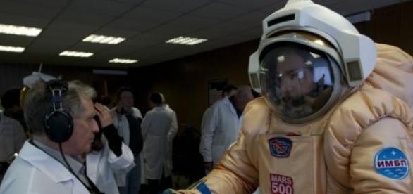 Exploración espacial (Archivo)