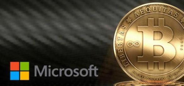 Microsoft ya soporta  pagos realizados en bitcoins