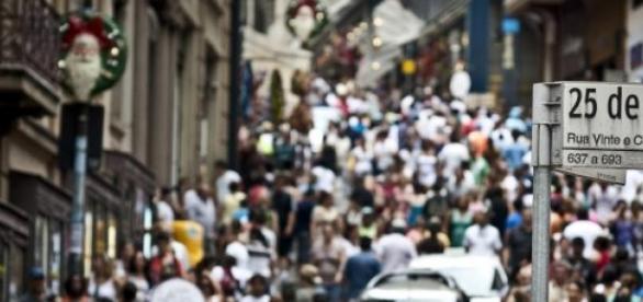 25 de Março nas festas: tradição paulistana