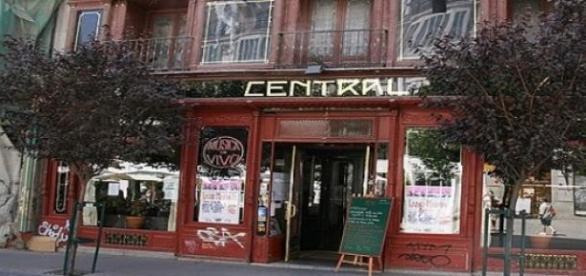 Café Central de Madrid, uno de los que cerrarían.