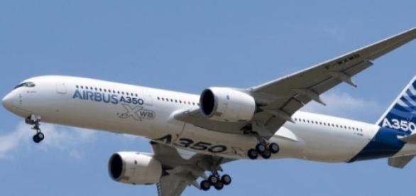 Livraison du 1er Airbus A350-900