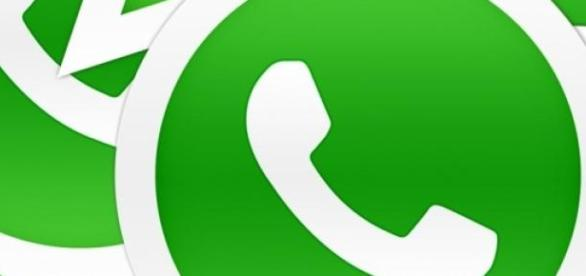 Logo de la empresa WhatsApp.