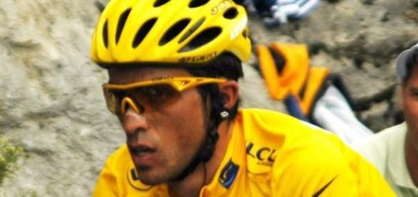 Contador aspira a Giro y Tour
