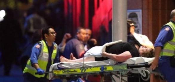 Foram registados vários feridos graves