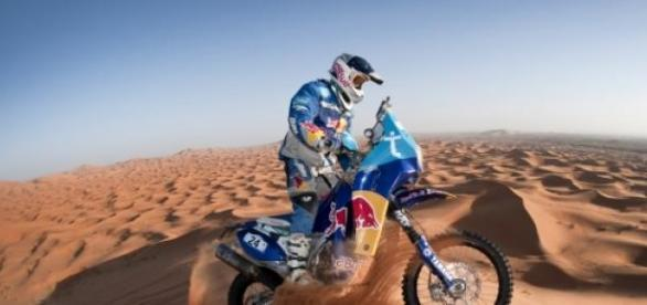 Hélder Rodrigues candidato aos top10 do Dakar 2015