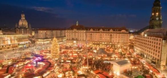 La ciudad alemana de Dresde.