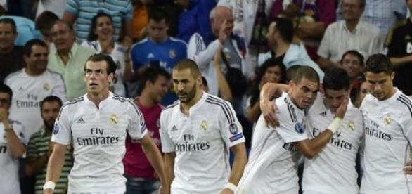 Real Madrid va a la final del Mundial de Clubes