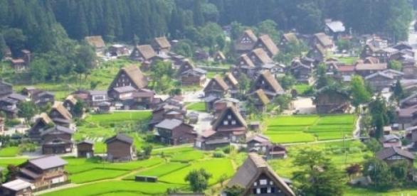 Shirakawa - go y Gokayama (japón)