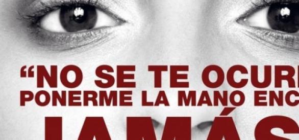Campaña contra el maltrato de género