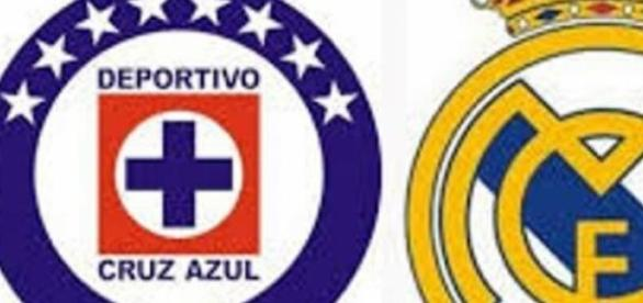 Cruz Azul vs Real Madrid.