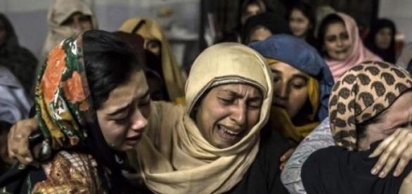 Dor e Desespero de quem perdeu o filho
