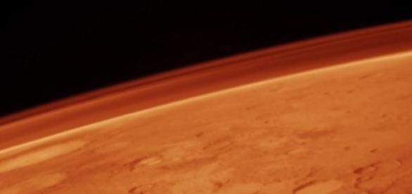 El metano reabre el debate sobre la vida en Marte