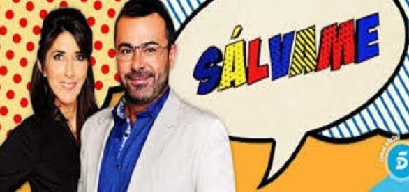 Foto del logo del programa y sus presentadores