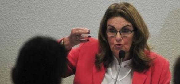 Graça Foster présidente de Petrobras