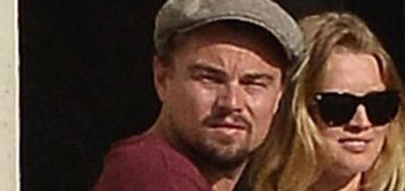 Leonardo DiCaprio y Toni Garrn