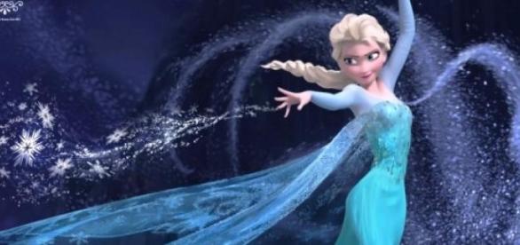 """""""Let it Go"""" faz parte da banda sonora de Frozen"""