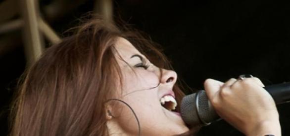 Sara Madeira, cantora portuguesa