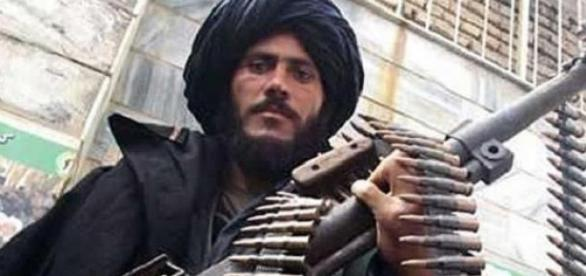 Taliban terrorist in Pakistan
